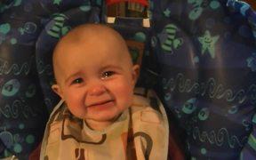 Mom Sings Baby To Tears