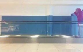 Bored Guys At Airport