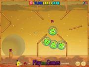 Angrybirds VS Greenpig Full Game Walkthrough