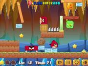 Angry Birds Vs Bad Pig Full Game Walkthrough
