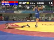 Wrestling Victory Dance