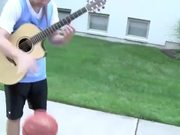 Guitar Basketball
