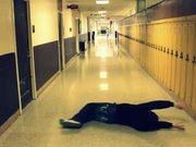 Hallway Swimming