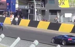 Jump Over Lamborghini