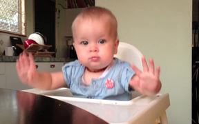 9 Month Old Dancing Baby