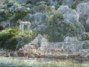 The Island of Kekova (Turkey)