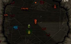 Arachnia Flash Game, Walkthrough Video