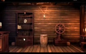 Blackbeard's Escape Walkthrough