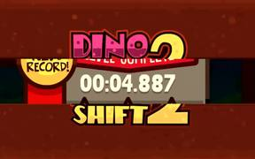 Dino Shift 2 Walkthrough