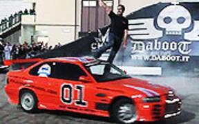 TURISPORT 2011 - FMX / Acrobatic Quad