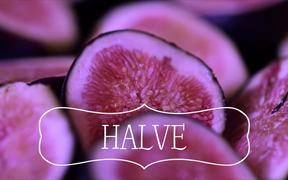 Fig and Balsamic Swirl Gelato