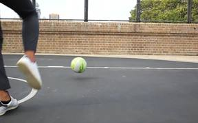 Wall Ball Shots