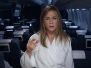 Emirates Commercial: A380 with Jennifer Aniston