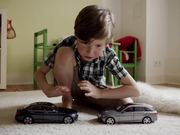 Mercedes Commercial: The Uncrashable Toy Cars