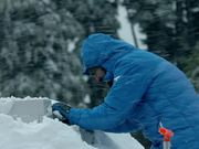 Columbia Campaign: Snow Shovel