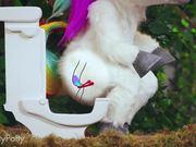 Squatty Potty Commercial: Unicorn