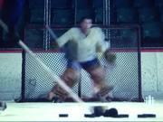 Eddie Shore Goalie Training Video