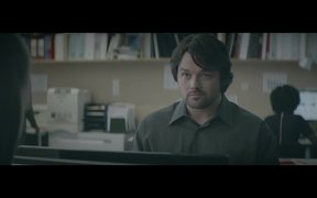 Office Depot Commercial: Death Metal Guy