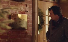 Lidl Commercial: The Lidl School of Christmas