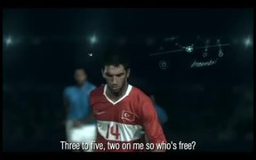 Arda Turan in Nike Football Commercial