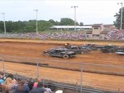 Lawrence County Fair Demolition Derby