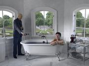 New York Lottery Campaign: Wine Bath