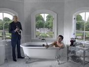 New York Lottery Campaign: Wine Bath