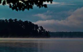 Morning Mist Time Lapse