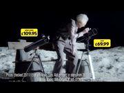 Aldi Commercial: Telescope