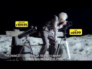 Aldi Commercial: Telescope