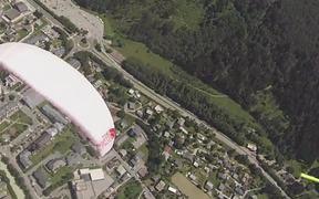 Chamonix - Neels' First Tandem