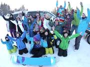 Superpark Planai: Blue Tomato Kids Snowboard Day