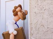 Dollar Shave Club Video: Balloon Man