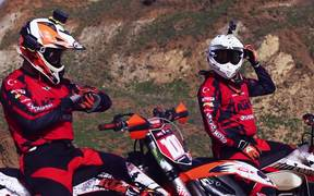 Sony Action Cam Motocross Project