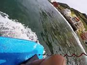GoPro Bodyboarding dropknee session