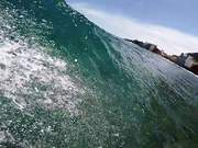GoPro Bodyboarding dropknee session
