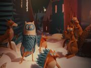Belgian National Lottery Video: Snowman