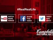 Campbell's Campaign: Real Life - Origin