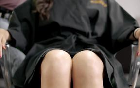 Julyna Commercial: Chair