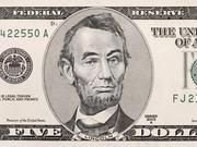 American Institute of CPA: 5 Dollar Bill