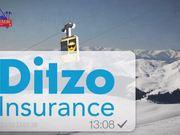 Ditzo Campaign: Snowboarder Headbutts Camera