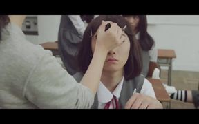 Shiseido Commercial: High School Girls