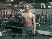 Geico Commercial: Muscles