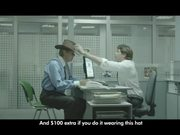 ForexClub Commercial: The Hat