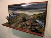 Multimedia Diorama Concept - Max Greis - 2010