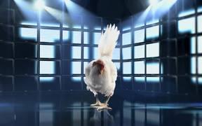 Samsung Galaxy Commercial: Tab Disco Chicken