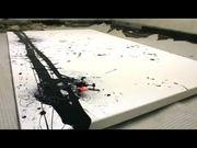 """Addie Wagenknecht, """"Black Hawk Paint,"""" 2008"""