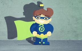 Super Hero Quick Change Test