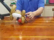 Balloon Modeling - Elk 3/3