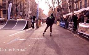 Barcelona Urban Skate Race & Slopestyle 2013